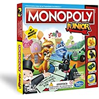Monopoly Hasbro Gaming Junior (Hasbro a6984521) (Portuguese Version)