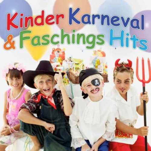 Kinder Karneval & Faschings Hits