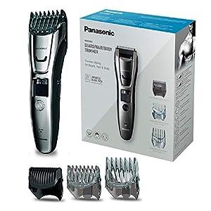 Panasonic ER-GB80 Wet & Dry Electric Beard, Hair and Body Trimmer for Men