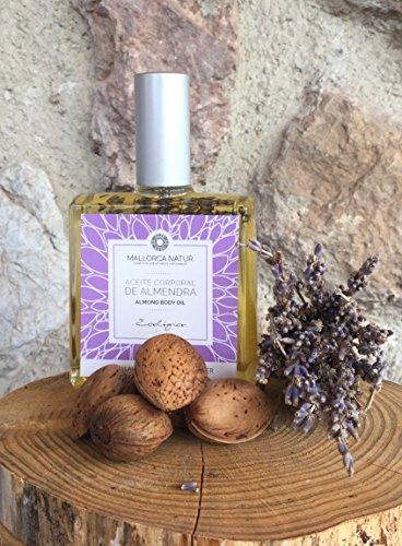 Bio-Körperpflegeöl - Mandel & Lavendel aus Mallorca - Absolute Parfüm