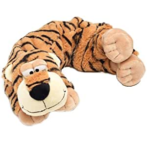wild warmers bouillotte tour de cou micro ondes parfum lavande tigre hygi ne. Black Bedroom Furniture Sets. Home Design Ideas