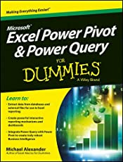 Microsoft Excel Power Pivot & Power Query For Dummies