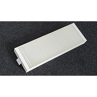 Alternativ Filterset Ersatzfilter 1xG4 + 1xF7 Filter ca. 490x165x46 mm für Vaillant 260/360 recoVair VAR 260/360-2 Stück Filter (G4. ca. 492x165x47 + F7 ca. 492x161x47mm)