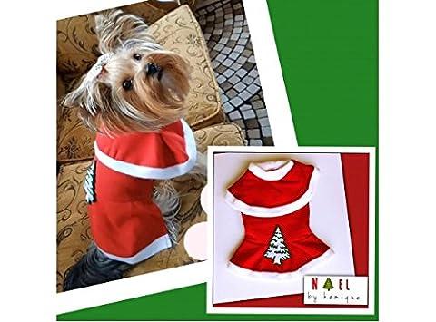 Xmas Tree Kleid Noel von kemique Pet Kleidung Weihnachten Hund
