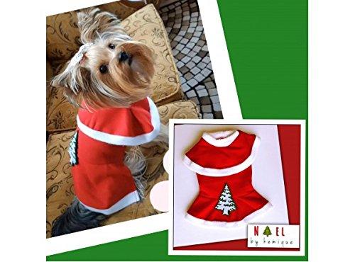 Xmas Tree Kleid Noel von kemique Pet Kleidung Weihnachten Hund Kleidung Kostüm, XL
