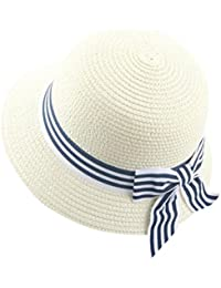 Amazon.it  cappello paglia - Accessori   Bambino 0-24  Abbigliamento 57e8aa1f9b58
