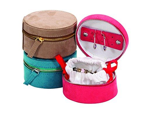 velveteen-round-traveller-jewellery-case-by-mele-co-brown
