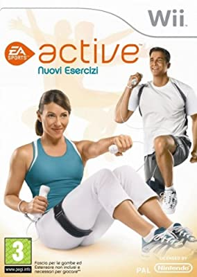 EA Sports Active: More Workouts (Wii) by Electronic Arts