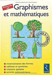 Graphisme et mathématiques, GS. Fiches à photocopier