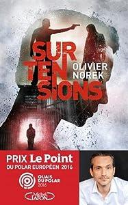 vignette de 'Surtensions (Olivier Norek)'