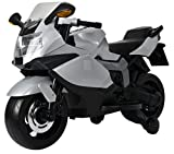 BEST SELLER Olly Polly Kids High Quality imported Ride-On BMW like Bike with Interactive Features - White