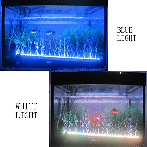 g lighting aquarium led beleuchtung leuchte lampe 57 leds 4w 48cm lighting f r fisch tank eu. Black Bedroom Furniture Sets. Home Design Ideas