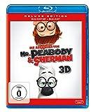 Die Abenteuer von Mr. Peabody & Sherman  (+ Blu-ray 2D)