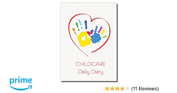 Childcare Daily Diary, EYFS Links, Daily Log Record Diary