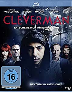 Cleverman - Die komplette erste Staffel (2 Discs) [Blu-ray]