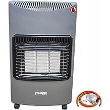 Estufa de gas de cerámica de Phömix, 4,2 kW, calentador catalítico,
