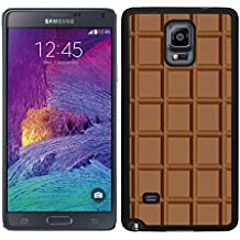 FUNDA CARCASA PARA SAMSUNG GALAXY NOTE 4 TABLETA DE CHOCOLATE MOD.2