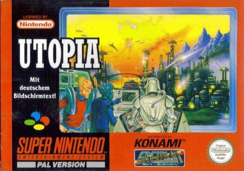 Utopia SNES