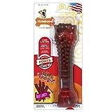 Nylabone Dura Chew Strutturato Carne secca Power Chew–Chew Dog Toy for Extreme Chewers