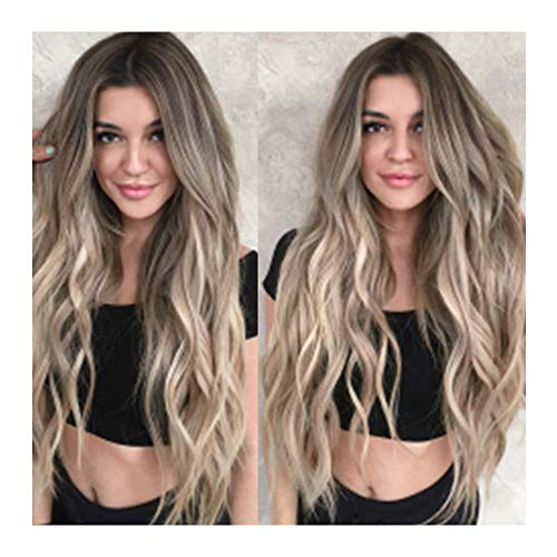 99AMZ 70cm Extensiones Cabello Natural Hilo Invisible
