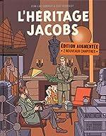 Autour de Blake & Mortimer - Tome 9 - Blake et Mortimer - L'héritage Jacobs (édition augmentée) de Jean-Luc Cambier