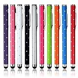 1x Stylus-Touch-Pen Handystift Eingabestift High Sensitive Stift Strass Effekt