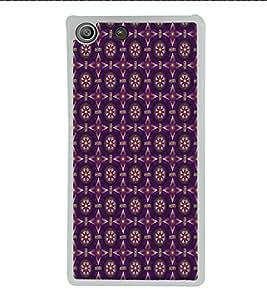 ifasho Designer Phone Back Case Cover Sony Xperia M5 Dual :: Sony Xperia M5 E5633 E5643 E5663 ( Green Design PatternsDesign )
