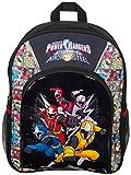 Power Rangers Super Ninja Steel Mochila Infantil Niño Primaria Mochilas Escolares Chico Escuela Vacaciones