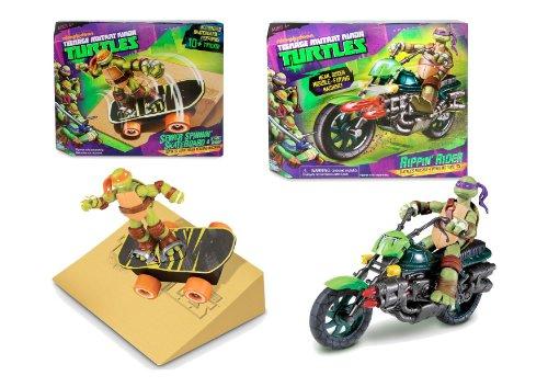 Skate anfibio Moto Turtles Ass.1 Giochi
