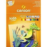 Canson 131643 Blocco da Disegno per Bambini