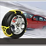 Solesu Anti Snow Chains for Car,SUV Chain Tire - Best Reviews Guide