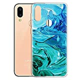 UMIDIGI A3 Case, ZhuoFan Phone Case Transparent Clear with