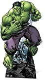 Pappaufsteller Hulk Standup Figur Kinoaufsteller Pappfigur Cardboard Lebensgroß Life-Size Standup