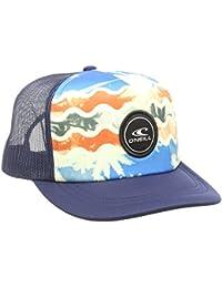 O'Neill Men's AC Art Colab Trucker Baseball Cap