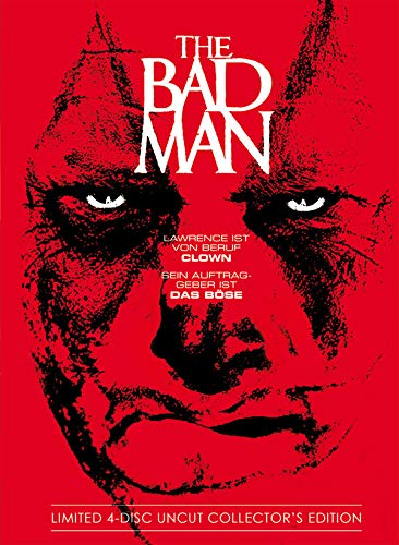 The Bad Man - Limited Uncut Collector's Edition im Mediabook  (Cover D)   (+ Soundtrack-CD + Bonus-DVD + DVD) [Blu-ray] - Illusion Film