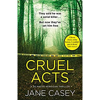 Cruel Acts: A compelling new detective thriller from the internationally bestselling and award-winning crime author