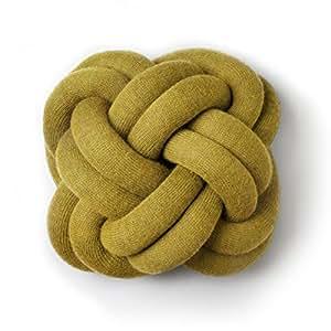 Cuscino a nodo, Tessuto, gelb, Standard