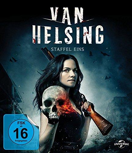 Produktbild Van Helsing - Staffel 1 - Blu-ray Disc