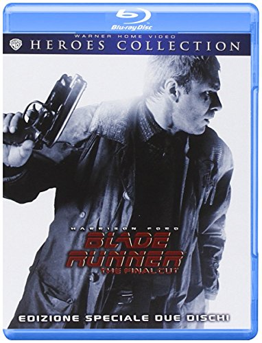 Blade runner (edizione speciale) (the final cut) [Blu-ray] [IT Import] Preisvergleich