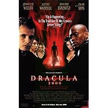Dracula 2000 Póster de película B 11 x 17 EN - 28 cm x 44 cm Jonny Lee Miller Justine Waddell Gerard Butler collen (Ann) (vitamina C) Fitzpatrick Jennifer espósito Danny Masterson