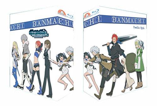 DanMachi - Drop Item Special-Blu-ray-Box