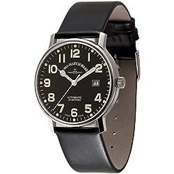 Zeno-Watch Herrenuhr - Business Pilot Automatic - 3644-a1