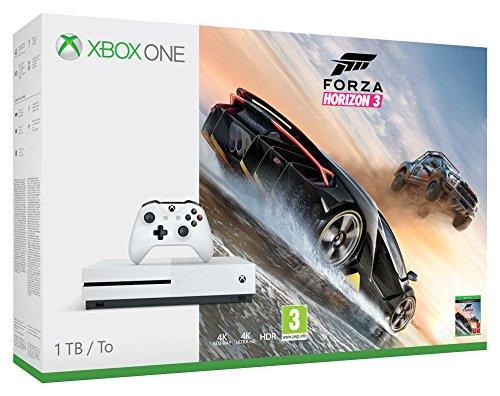 Xbox One S 1 TB + Forza Horizon 3 [Bundle Limited]