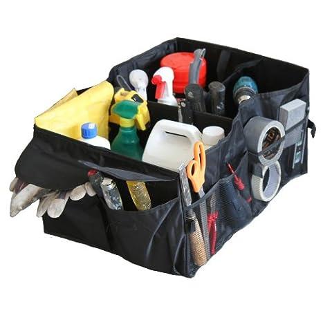 Frostfire Faltbare Auto und Werkzeug Aufbewahrung mit 2 (Grande Strumento Organizzatore)