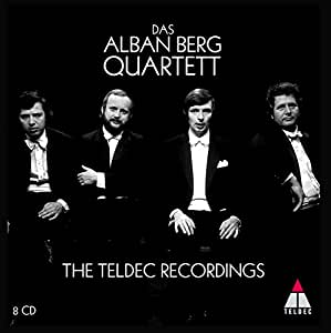 Das Alban Berg Quartett : The Teldec Recordings (Coffret 8 CD)