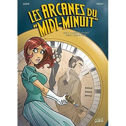 Les Arcanes du Midi-Minuit T12 : Jenna Mc Kalan