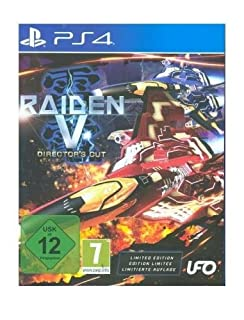 Raiden V: Director's Cut - Limited Edition Standard [PlayStation 4] (B076HQ9HLS) | Amazon Products