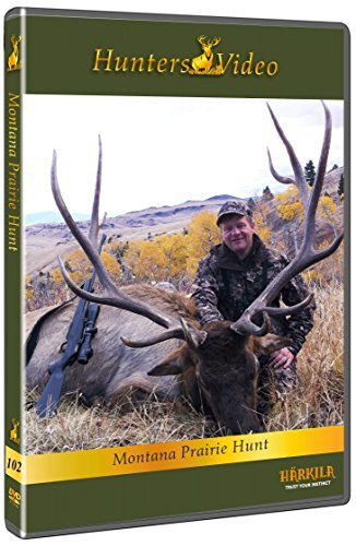 Montana Prärie Jagd (Montana Prairie Hunt) Hunters Video DVD No. 102