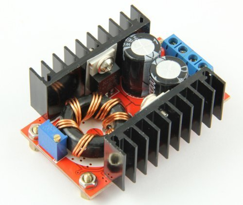 Skyllc® 6A convertitore boost DC-DC Step Up Module Voltage Charger regolabile