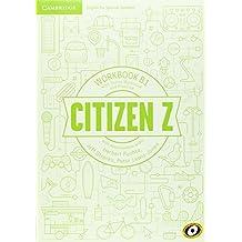 Citizen Z B1 Workbook with downloadable Audio - 9788490361207